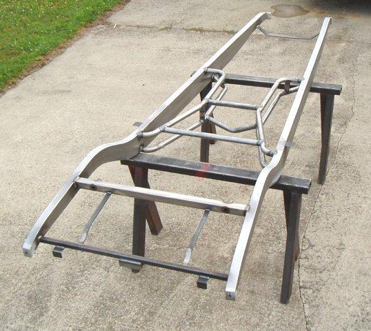 Frame Chassis 1931 1932 1933 Chevy Car Truck Hot Street Rod