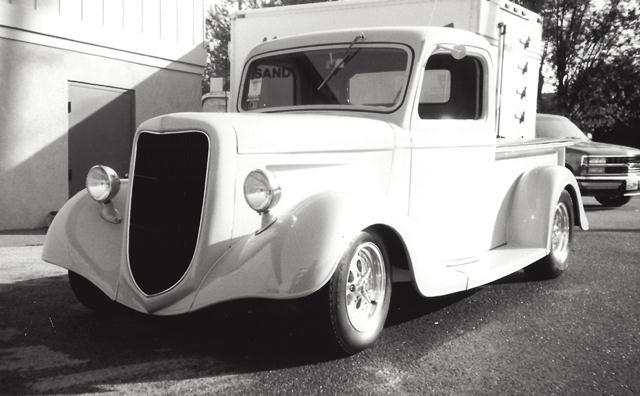 Frame Chassis 1933, 1934 Ford Car Truck Hot Street Rod
