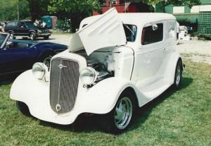 1934-35 Chevrolet Standard featuring Progressive Automotive parts