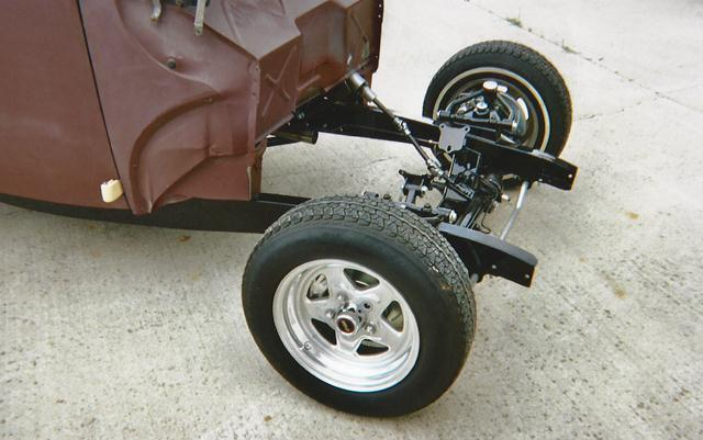 Frame Chassis 1935 1936 1937 1938 1939 1940 Ford Car 1941 ...