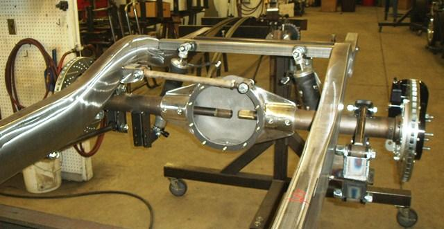Frame Chassis 1953, 1954, 1955, 1956 Ford F100 truck
