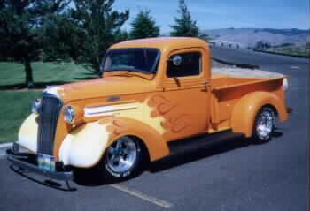 Progressive Automotive, 1937, 1938, 1939, 1940, chevy, Chevrolet, chassis, frame, suspension, rolling, Street, Rod, truck, panel