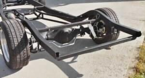 Progressive Automotive 1941-48 Chevrolet chassis with optional parts