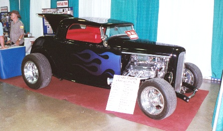 1932 Ford featuring Progressive Automotive parts