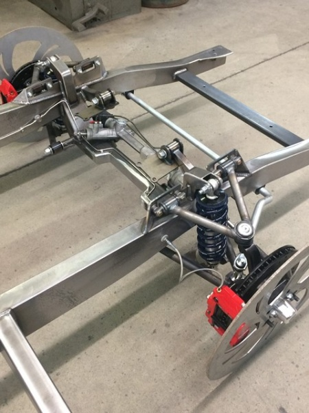 Frame Chassis 1953 1954 1955 1956 Ford F100 Truck