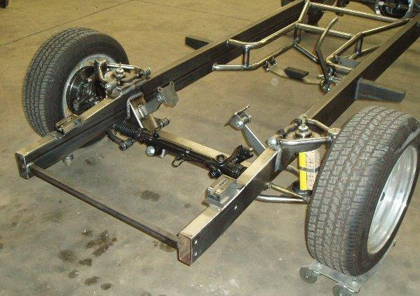 Frame Chassis 1955 1956 1957 1958 1959 Chevy Truck Hot Rod