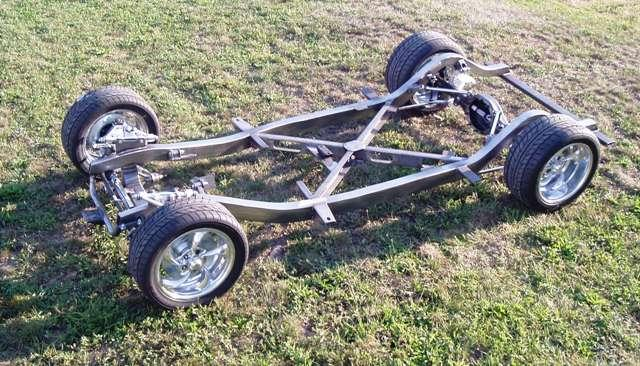 Frame Chassis 1953 54 55 56 57 58 59 60 61 62 Chevy Corvette