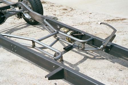 Frame Chassis 1947 To 1955 1st Ser Chevy Truck Hot