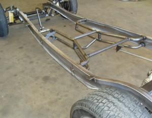 Progressive Automotive 1937-39 Chevrolet chassis