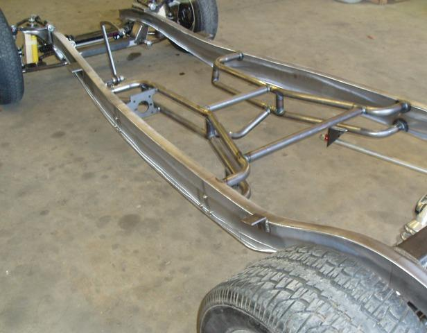 Frame Chassis 1937 1938 1939 Chevy Car Hot Street Rod