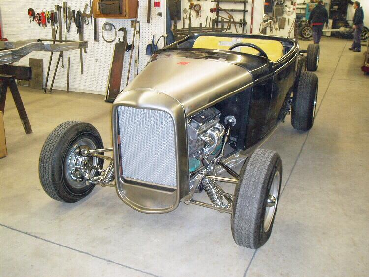 Frame Chassis 1932, 1933, Ford Car Truck Hot Street Rod