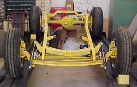 Frame Chassis 1928 1929 1930 1931 Model A Ford Car