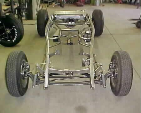 Frame Chassis 1932 1933 Ford Car Truck Hot Street Rod