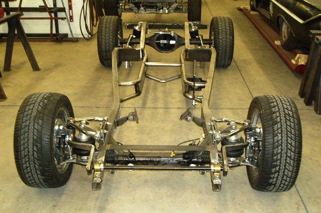 Frame Chassis 1937 1938 1939 1940 1941 Willys Car Truck