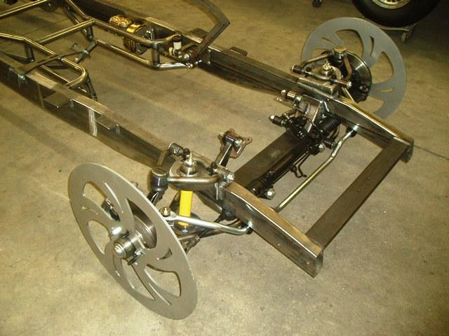 Frame Chassis 1942 1943 1944 1945 1946 1947 Ford Truck