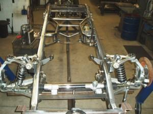 Frame Chassis 1937 1938 1939 1940 Chevy Truck Hot Street Rod