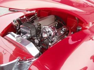 Progressive Automotive 1935-40 car/1935-41 truck chassis
