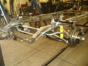 Progressive Automotive 1934 Chevy Master chassis with Tubular IFS