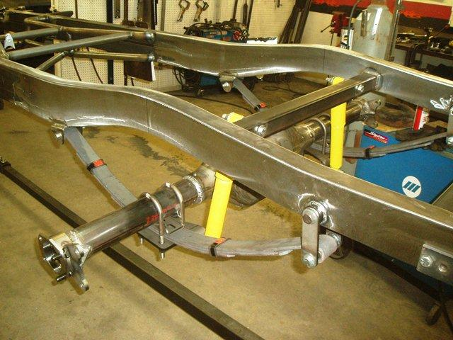 Frame Chassis 1948 1949 1950 1951 1952 Ford F1 Truck