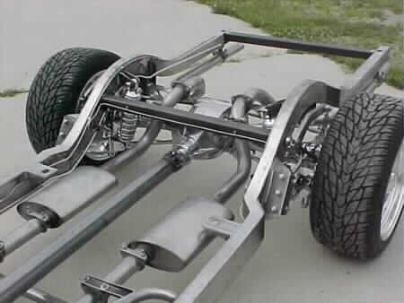 Frames Chassis 1955 1956 1957 Chevy Chevrolet Chassis Frame