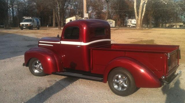 Progressive Automotive, 1942, 1943, 1944, 1945, 1946, 1947 , Ford, chassis, frame, panel, truck