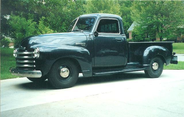 1954 Ford Panel Truck.html | Autos Weblog