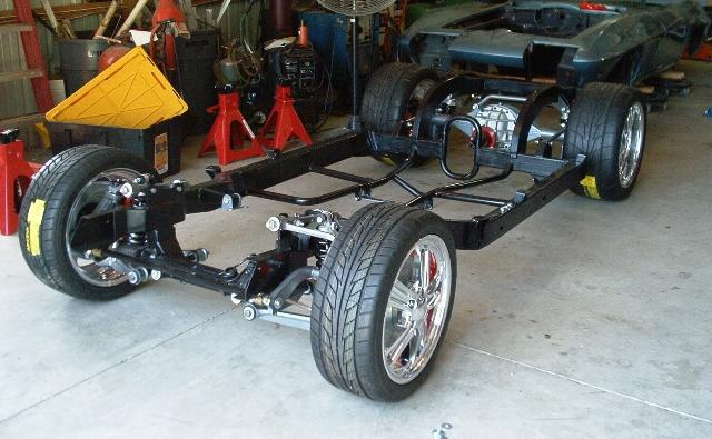 Hot Rod Frames Chassis Amp Auto Parts For Sale In Ohio