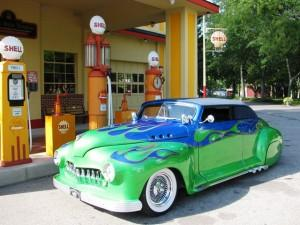 Progressive Automotive custom 1947 Plymouth frame upgrade