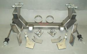 Progressive Automotive VF-53T-96 brackets shown