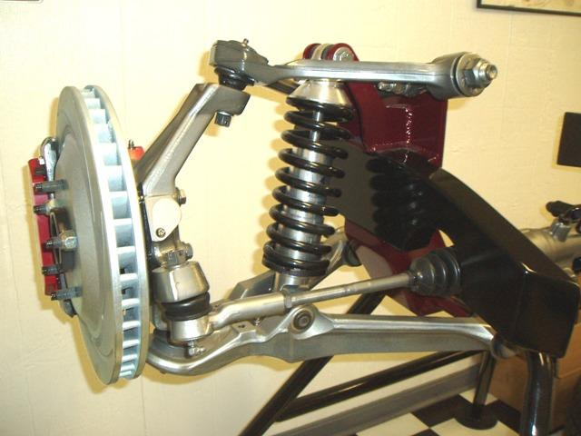 C4 Corvette Front Suspension
