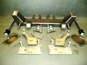 Progressive Automotive VF-37C-96 brackets shown