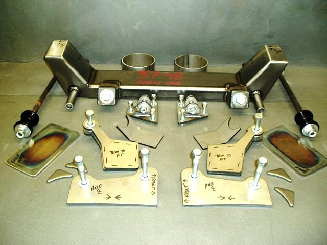 C4 Corvette Front Suspension & Performance Parts For Sale in