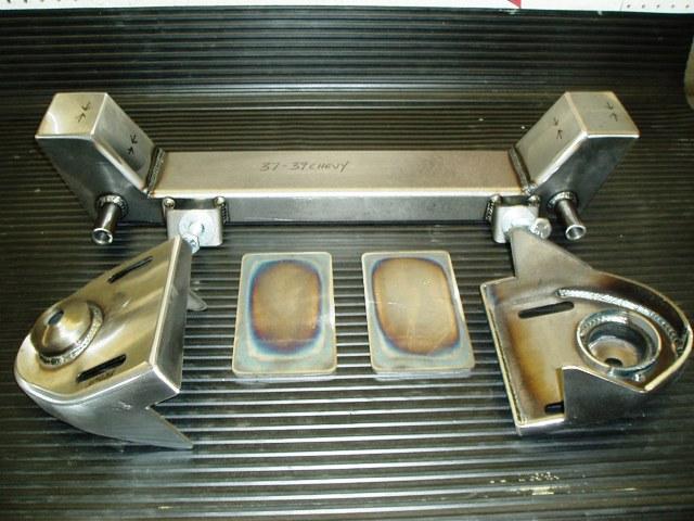 IFS-36M weld on brackets