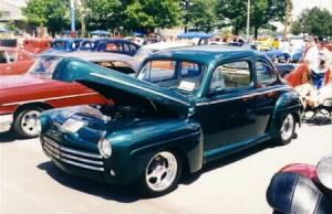 Featuring Progressive Automotive 1941-48 Ford chassis