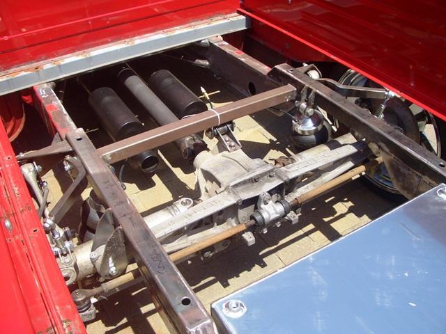 84-96 C4 Corvette IRS rear suspension kit car truck