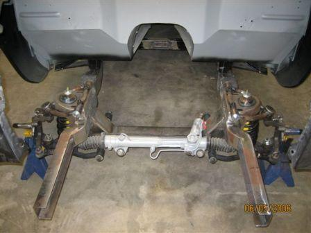 Front Suspension Kits For Street Rods Amp Hot Rods In Ohio