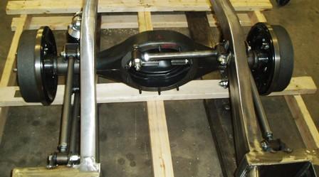 Prostreet 4 Bar Link Coilover Rear Suspension Hot Street Rod