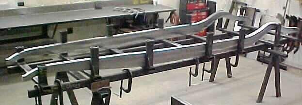 Hot rod frames chassis auto parts for sale in ohio progressive automotive