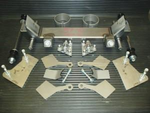 Progressive Automotive VF-37T-96 brackets shown