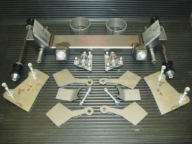 C4 Corvette Front Suspension & Performance Parts For Sale ...