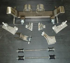 Progressive Automotive VF-40C-84 bracket kit