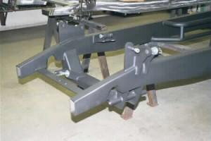 Progressive Automotive VF-41T-84 brackets shown installed