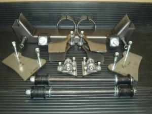 Progressive Automotive VF-47T-96 brackets shown