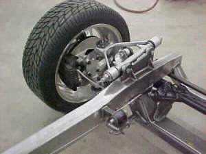 Progressive Automotive VF-62C-84 shown with suspension