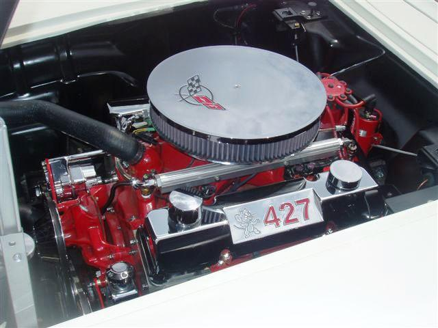 Mike C.'s 1959 Corvette with a Progressive Automotive chassis