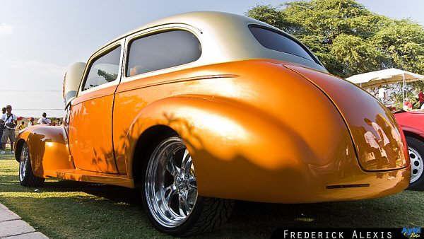 1940 Chevrolet built by Claude of Pitbull Customz, with Progressive Automotive parts