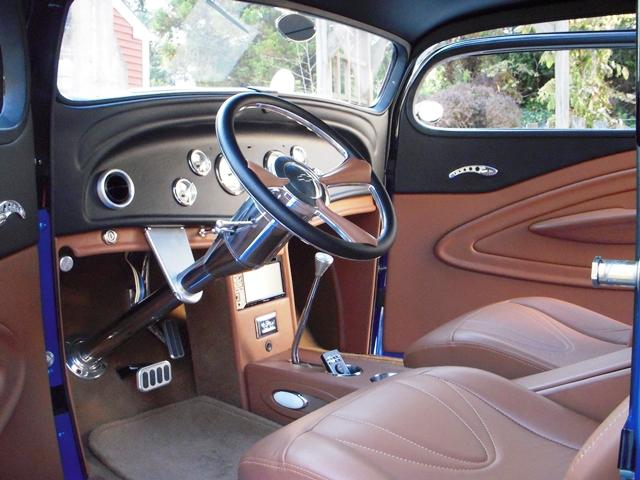 1934 1935 Chevy Standard Sedan