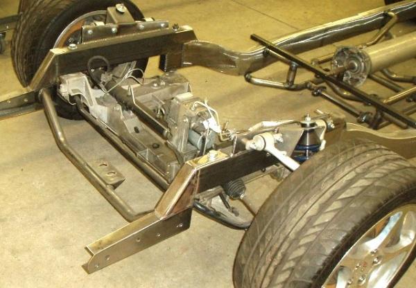C5 Amp C6 Corvette Suspension Kits For Hot Rods Classic