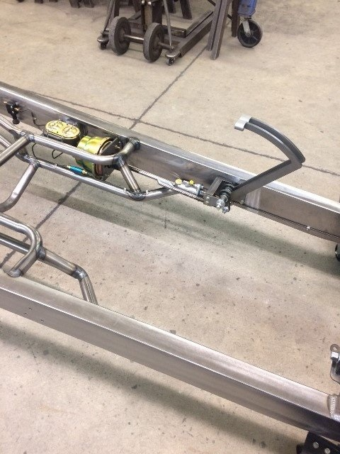 Frame Chassis 1934 1935 Amp 1936 Chevy Truck Hot Street Rod