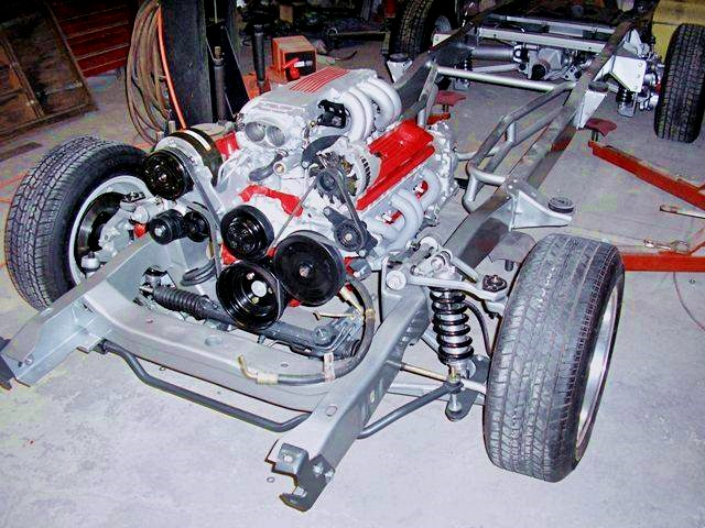 Progressive Automotive VF-61T-84 shown